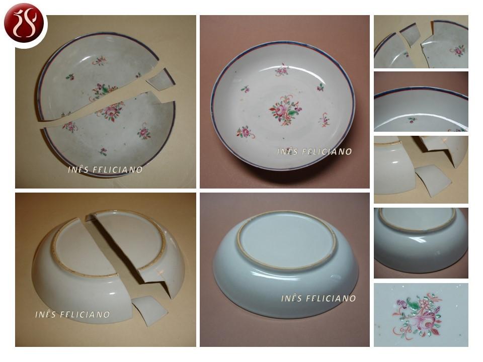 Pratinho porcelana
