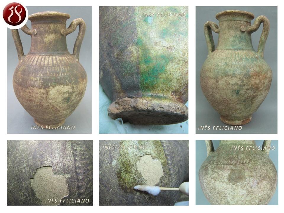 Persian Vase NMO