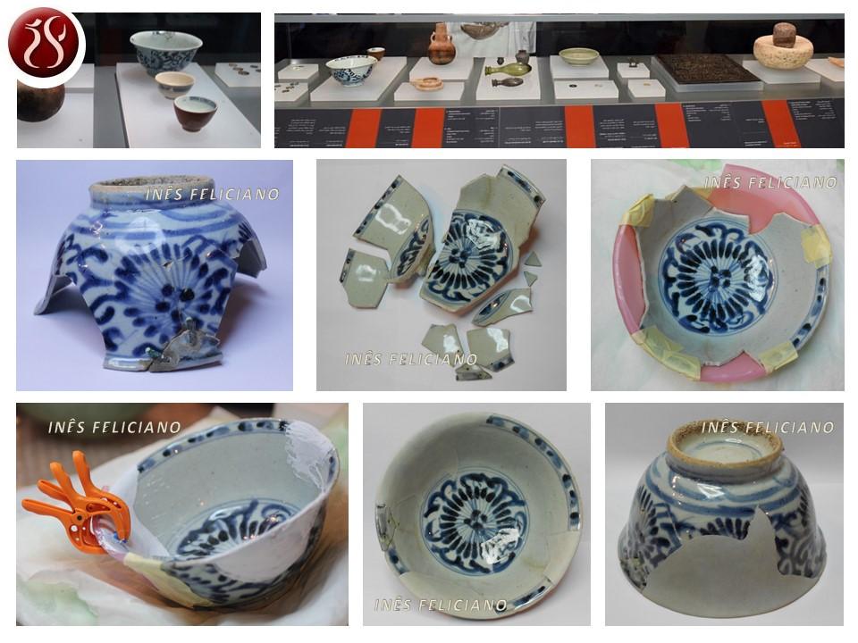 Taça Porcelana Oman